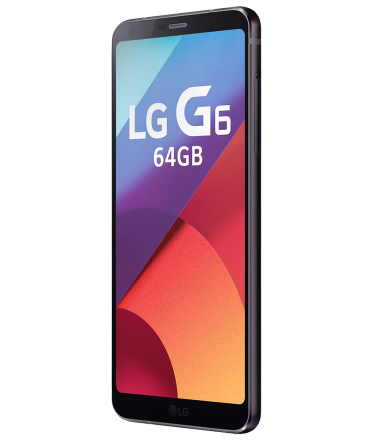 LG G6 64GB Astro Black