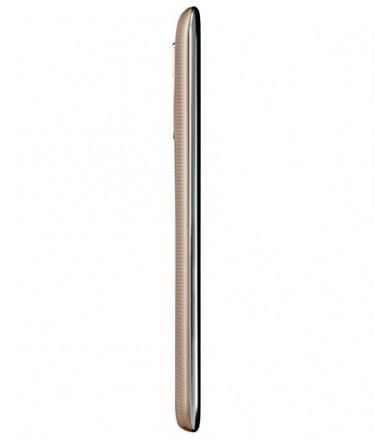 LG K10 TV Dourado