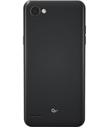 LG Q6+ 64GB Preto