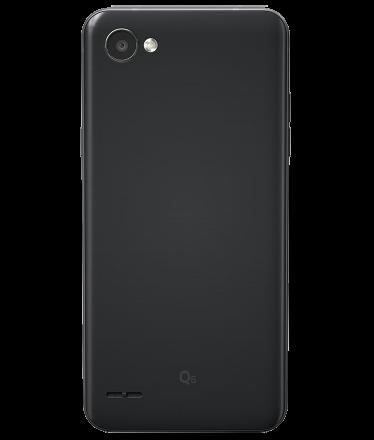 LG Q6 32GB Preto