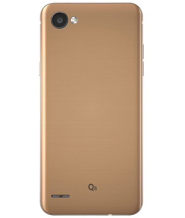 LG Q6 32GB Rose Gold