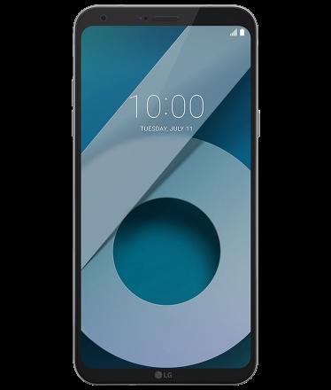 LG Q6 32GB Platinum