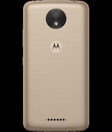 Motorola Moto C Plus 8GB Ouro