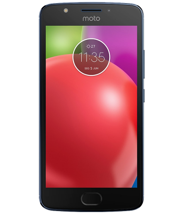 Motorola Moto E4 16GB Azul Safira