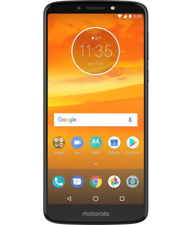 Motorola Moto E5 Plus 16GB Grafite