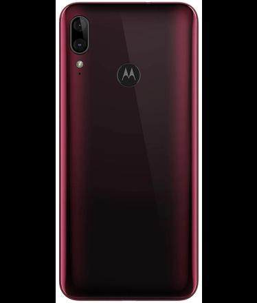 Motorola Moto e6 Plus 32GB Rubi