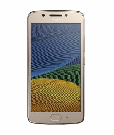 Motorola Moto G5 Ouro
