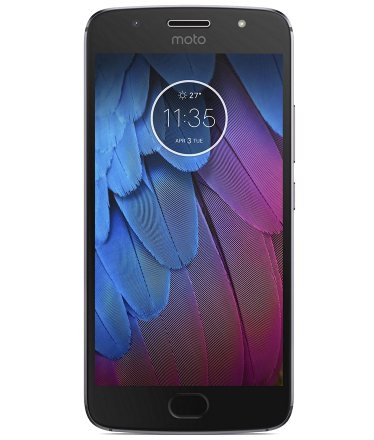 Motorola Moto G5S 32GB Platinum