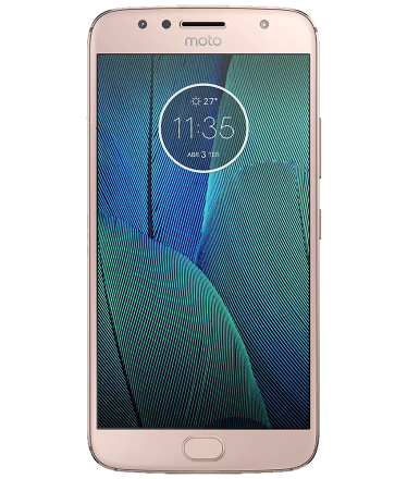 Motorola Moto G5S Plus 32GB Ouro Rosê