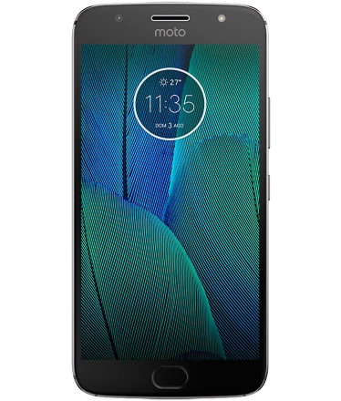 Motorola Moto G5S Plus 32GB Platinum