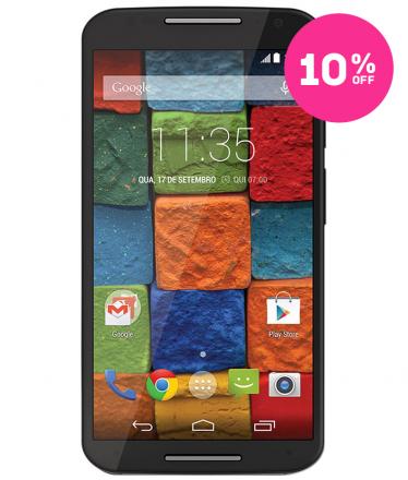 Motorola Moto X (2a Geração) 32GB Preto