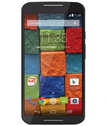 Motorola Moto X2 16GB Couro Vintage