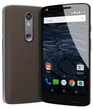 Motorola Moto X Force 64GB Preto Tabaco