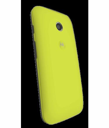Motorola Moto E1 4GB Dual Preto Amarelo