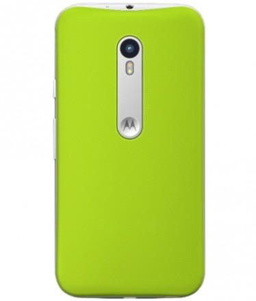 Motorola Moto G3 16GB 4G Dual HDTV Branco Verde