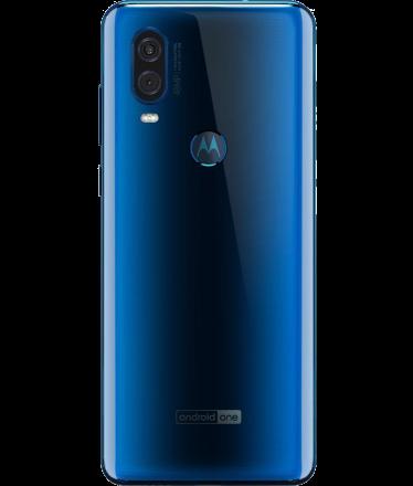 Motorola Moto One Vision 128GB Azul Safira