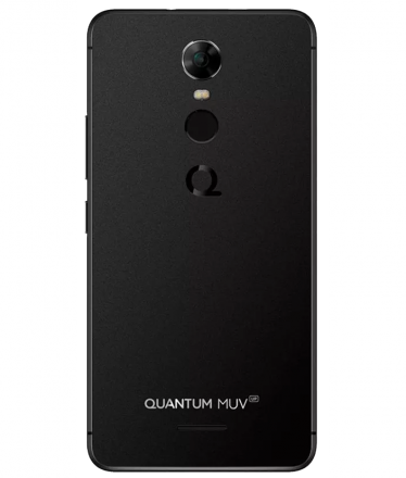 Quantum Muv Up 32GB Preto Asfalto