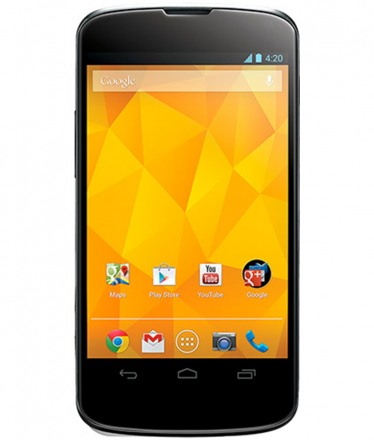 LG Nexus 4 Branco