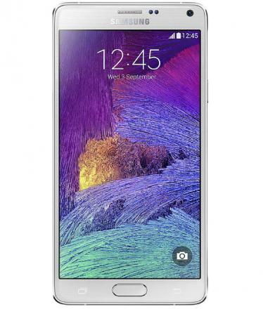 Samsung Galaxy Note 4 Branco