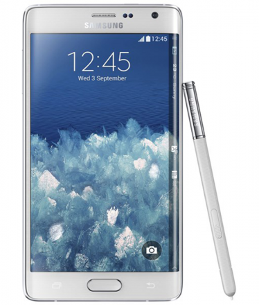 Samsung Galaxy Note 4 Edge Branco