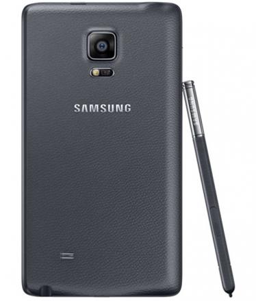 Samsung Galaxy Note 4 Edge Preto