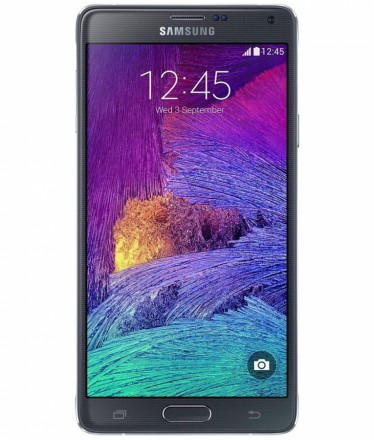 Samsung Galaxy Note 4 Preto
