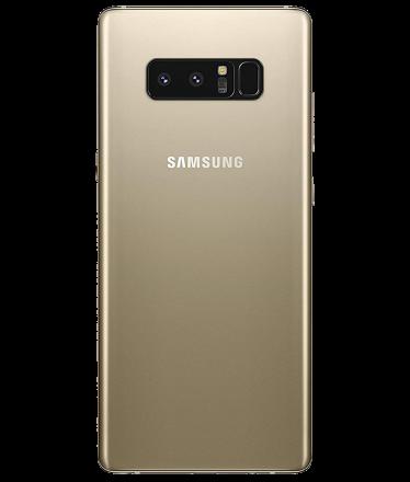 Samsung Galaxy Note 8 64GB Dourado