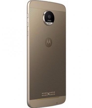 Motorola Moto Z Power Edition Branco Dourado