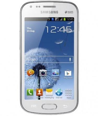 Samsung Galaxy S Duos 2 Branco