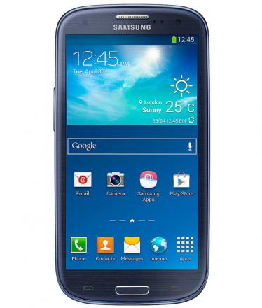 Samsung Galaxy S3 Neo Duos i9300i Azul