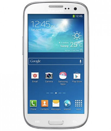 Samsung Galaxy S3 Neo Duos i9300i Branco
