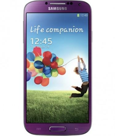 Samsung Galaxy S4 i9500 Roxo