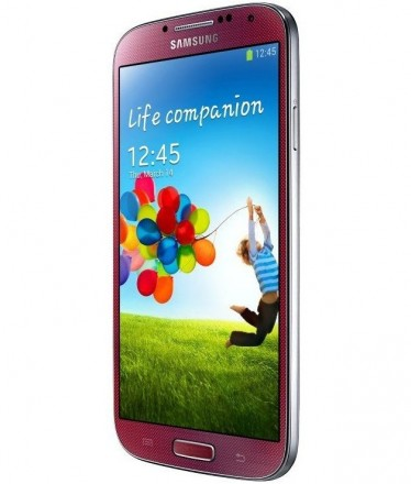 Samsung Galaxy S4 i9505 Vermelho