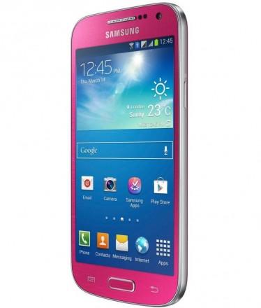 Samsung Galaxy S4 Mini Duos Rosa