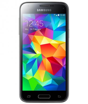 Samsung Galaxy S5 Duos Preto