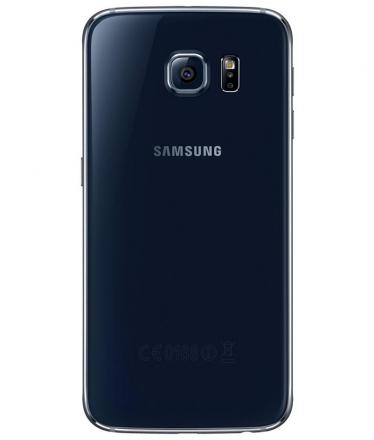 Samsung Galaxy S6 Flat Preto