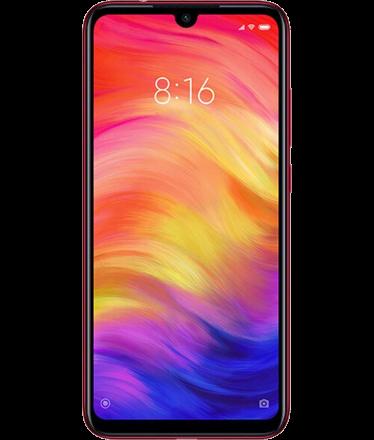 Xiaomi Redmi Note 7 32GB Vermelho Nebula