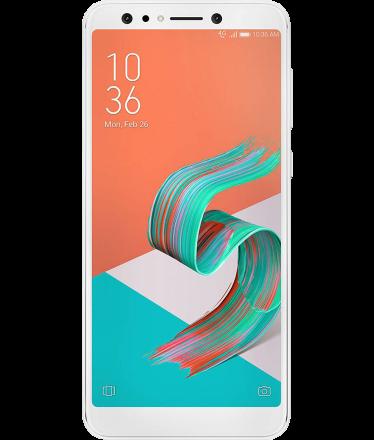 Asus Zenfone 5 Selfie 2018 4GB 64GB Branco