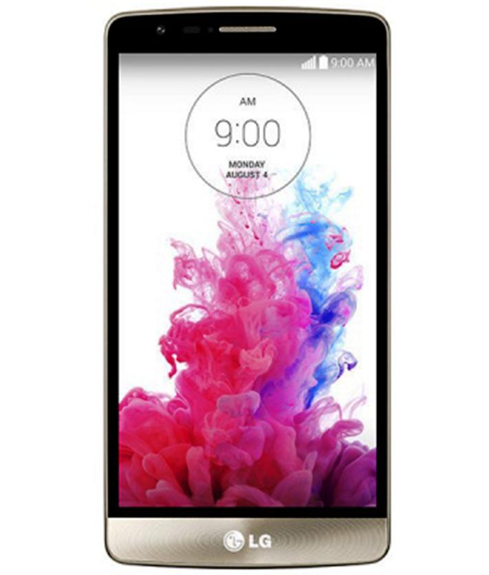 LG G3 Beat D724 Dourado - 8GB - Android 4.4.2 KitKat - 1.2 GHz Quad Core - Tela 5.0 ´ - Câmera 8 MP - Desbloqueado - Recertificado