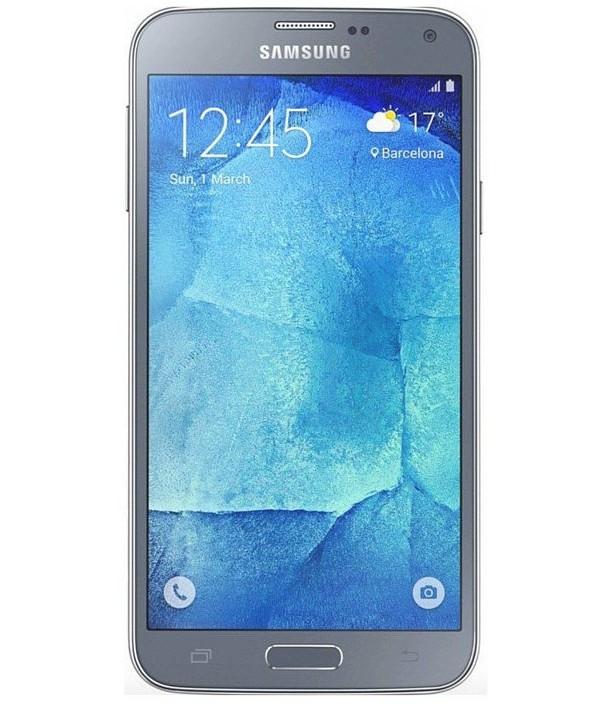 Samsung Galaxy S5 New Edition Duos Prata - 16GB - Samsung Exynos 7 Octa 7580 / ARM Cortex - A53 - Tela 5.1 ´ - Câmera 15,9 MP - Desbloqueado - Recertificado