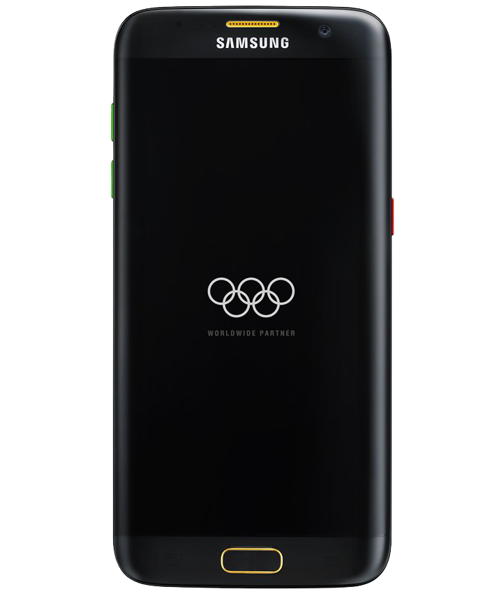 Samsung Galaxy S7 Edge 32GB Olympic Edition - 32GB - Desbloqueado - Recertificado