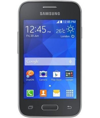 Samsung Galaxy Young 2 Duos TV Cinza - 4GB - Qualcomm MSM7225A / ARM Cortex - A5 - Tela 3.3 ´ - Desbloqueado - Recertificado