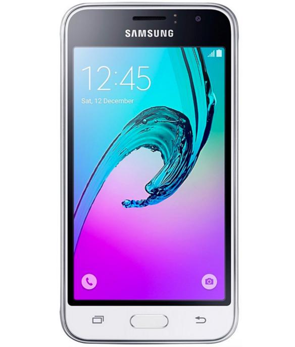 Samsung Galaxy J1 2016 Branco - 8GB - 1.3 GHz Quad Core - Tela 4.5 ´ - Desbloqueado - Recertificado