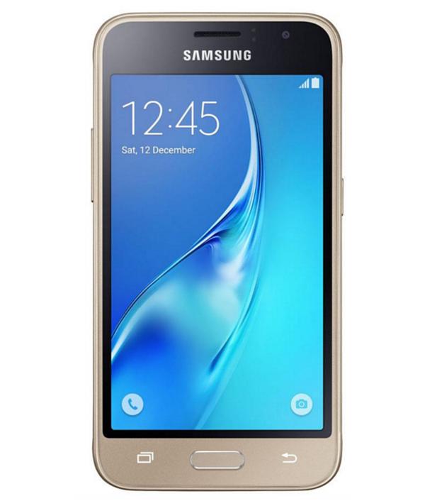 Samsung Galaxy J1 Mini Dourado - 8GB - Spreadtrum SC8830 1.2 GHz - Tela 4.0 ´ - Desbloqueado - Recertificado