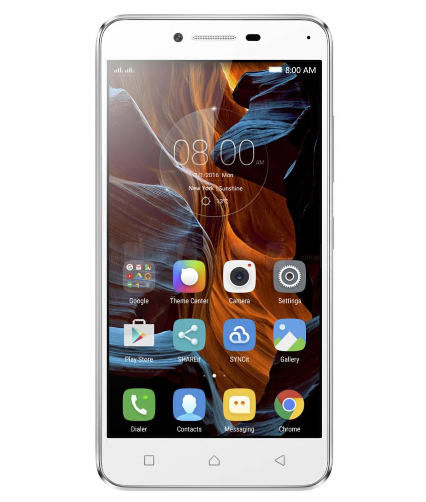 Vibe K5 16GB Branco