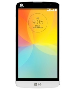 LG L Prime D337 Branco - 8GB - Desbloqueado - Recertificado