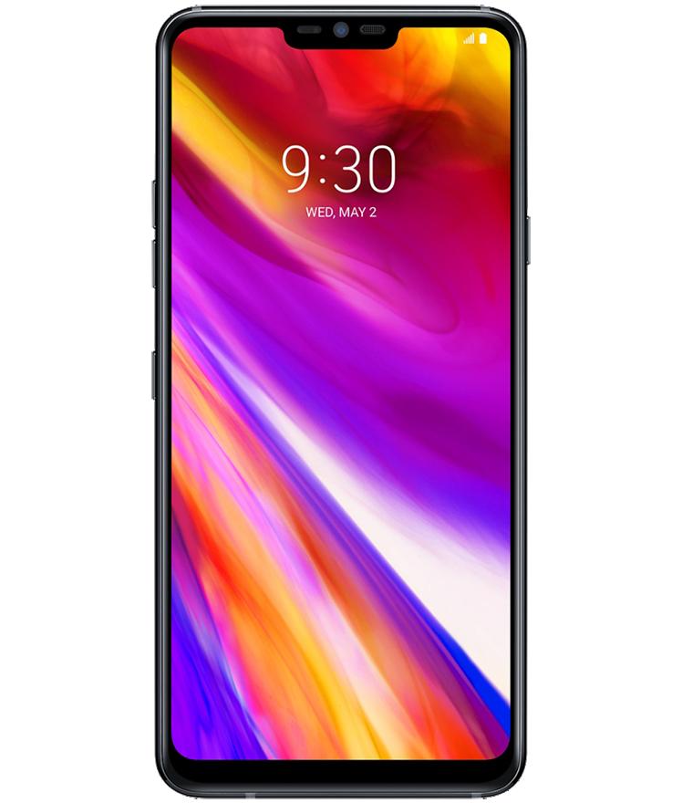 LG G7 ThinQ 64GB Preto Seminovo Bom - Sem Touch...