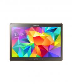 Samsung Galaxy Tab S 10.5 Wi - Fi + 4G Dourado Seminovo Excelente