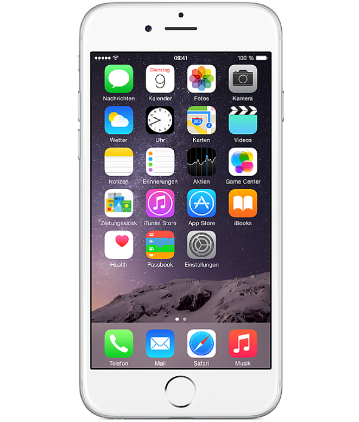 iPhone 6 64GB Prata