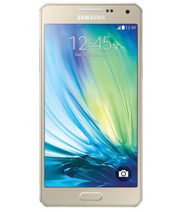 Samsung A5 Dourado